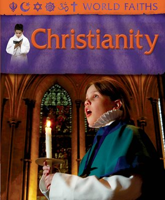 Book cover for World Faiths: Christianity