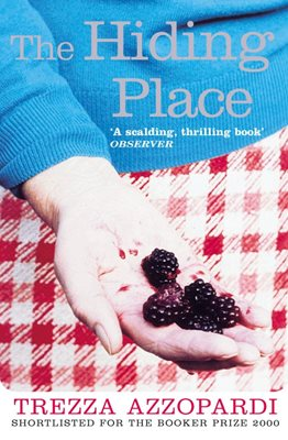 Book cover for The Hiding Place