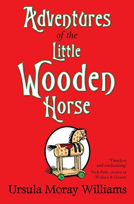 Book cover for Adventures of the Little Wooden Horse