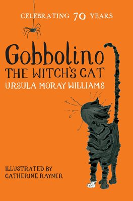 Book cover for Gobbolino the Witch's Cat