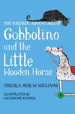 Book cover for The Further Adventures of Gobbolino...