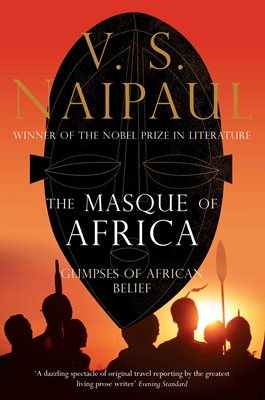Book cover for The Masque of Africa