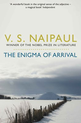 Book cover for The Enigma of Arrival