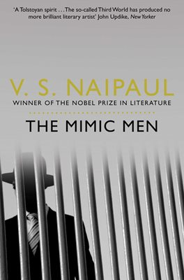 Book cover for The Mimic Men