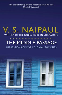 Book cover for The Middle Passage
