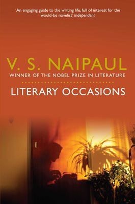 Book cover for Literary Occasions