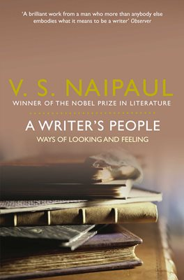 Book cover for A Writer's People