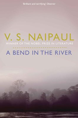 Book cover for A Bend in the River