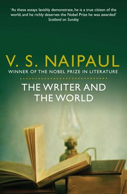 Book cover for The Writer and the World