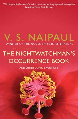 Book cover for The Nightwatchman's Occurrence Book