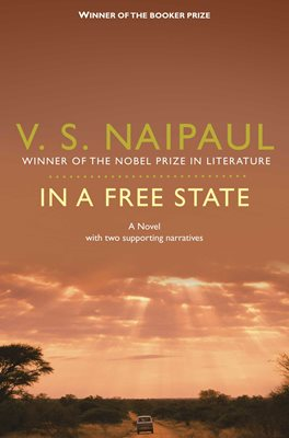 Book cover for In a Free State