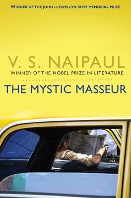 Book cover for The Mystic Masseur