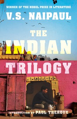Book cover for The Indian Trilogy