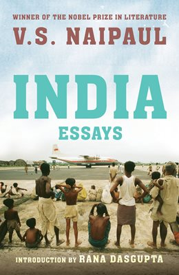 Book cover for India: Essays