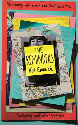 Book cover for The Reminders