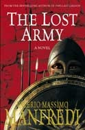 Book cover for The Lost Army