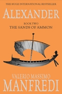 Book cover for The Sands of Ammon