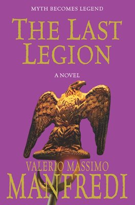 Book cover for The Last Legion