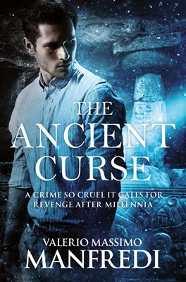 Book cover for The Ancient Curse