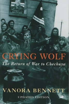 Book cover for Crying Wolf