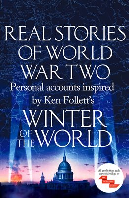 Book cover for Real Stories of World War Two
