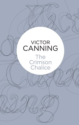Book cover for The Crimson Chalice