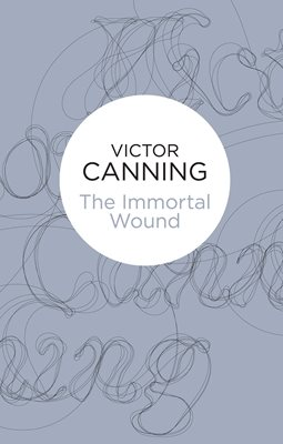 Book cover for The Immortal Wound