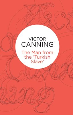 Book cover for The Man from the 'Turkish Slave'