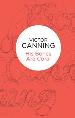 Book cover for His Bones are Coral