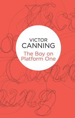Book cover for The Boy On Platform One