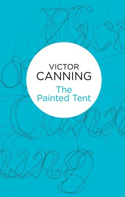 Book cover for The Painted Tent