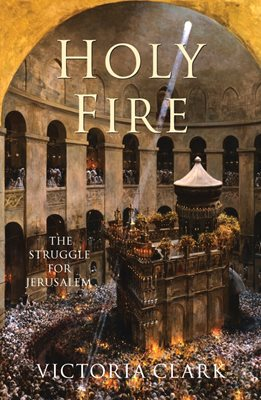 Book cover for Holy Fire
