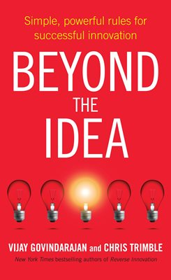 Book cover for Beyond the Idea