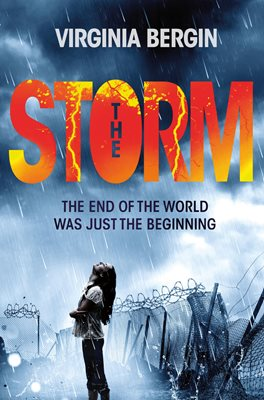Book cover for The Storm (The Rain 2)