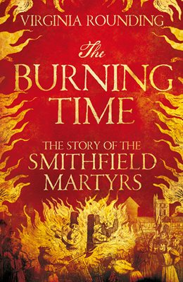 Book cover for The Burning Time