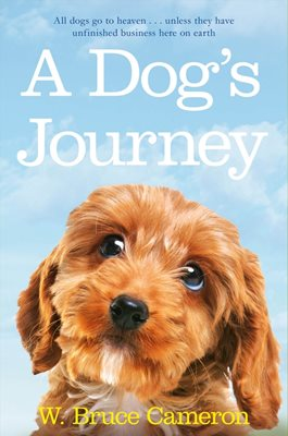 Book cover for A Dog's Journey