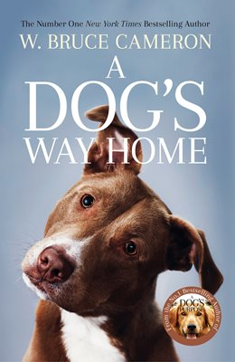 Book cover for A Dog's Way Home
