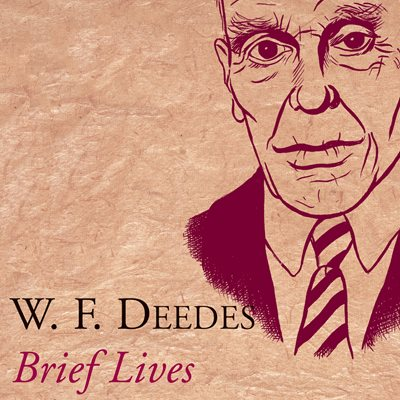 Book cover for Brief Lives