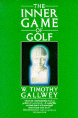 Book cover for The Inner Game of Golf