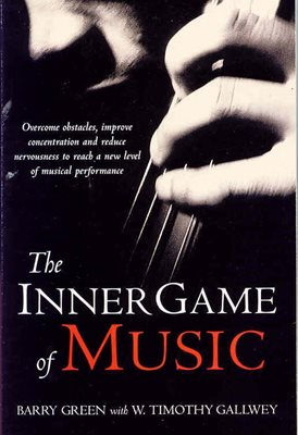 Book cover for The Inner Game of Music