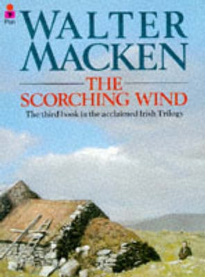Book cover for The Scorching Wind