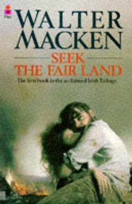 Book cover for Seek The Fair Land
