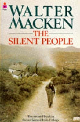 Book cover for The Silent People