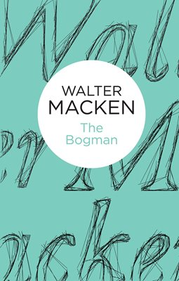 Book cover for The Bogman