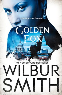 Book cover for Golden Fox