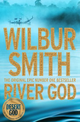 Book cover for River God