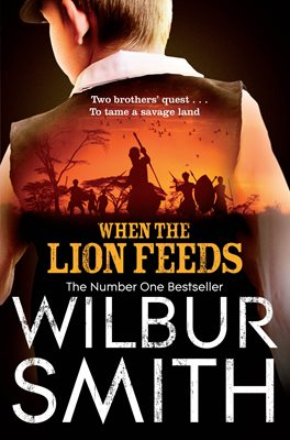 Book cover for When the Lion Feeds