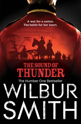 Book cover for The Sound of Thunder