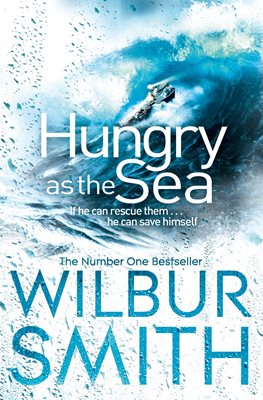 Book cover for Hungry as the Sea