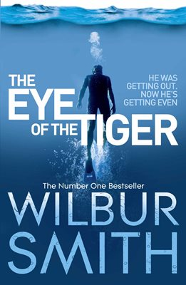 Book cover for The Eye of the Tiger